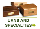 Urns and Specialties
